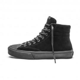 Straye Footwear Venice Black/Black Suede