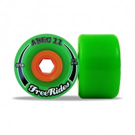 Abec11 Classic Freerides 77mm Wheels