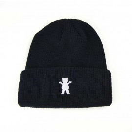Bonnet Grizzly Og Bear Patch Fold black