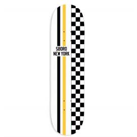 5Boro Speedway Yellow 8'