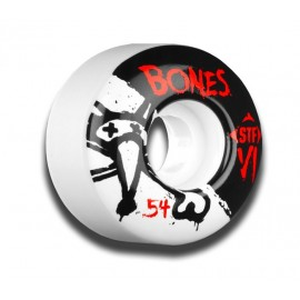 BONES WHEELS  STF V4 Series II 54mm 83B