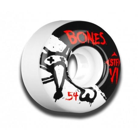 BONES WHEELS  STF V4 Series II 54mm 83B