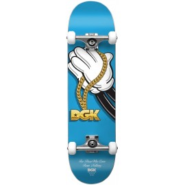DGK Faith Deck Complete 7.75""