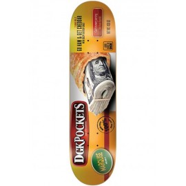 DGK Ghetto Snacks Quise Deck 8.25""