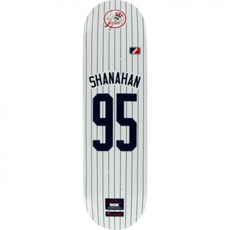DGK Throwback (Home) Shanahan Deck 8.25""