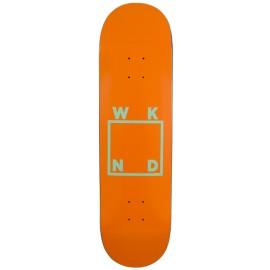 WKND logo board orange Deck 8.38