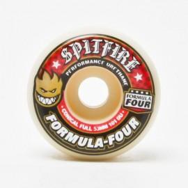 SPITFIRE Formula Four conical 101A 53 mm ROUES ( jeu de 4 )