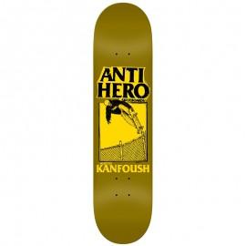 Anti Hero Kanfoush X Lance II Skateboard Deck 8.5