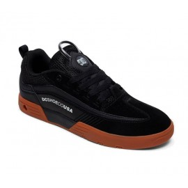 DC Shoes Legacy 98 Slim Black/Gum - Chaussures de skateboard