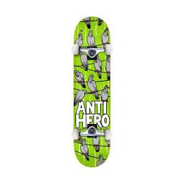 ANTIHERO COMPLETE 8.25 CONFERENCE CALL