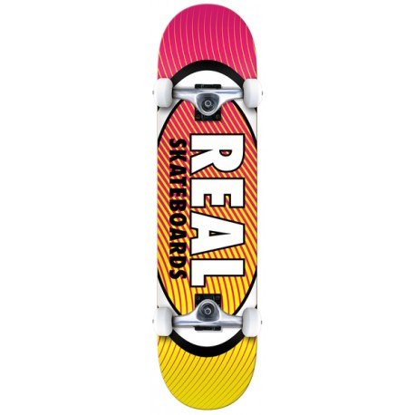 REAL COMPLETE TEAM OVAL HEATWAVE XL 8.25