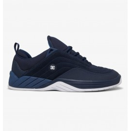 DC williams slim Navy/carolina blue - Chaussures de skateboard