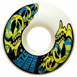 HAZE WHEELS Death on acid 53 MM ( jeu de 4 )