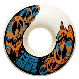 HAZE WHEELS Death on acid 52 MM ( jeu de 4 )