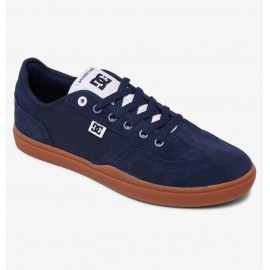 DC shoes VESTREY navy-gum - Chaussures de skateboard