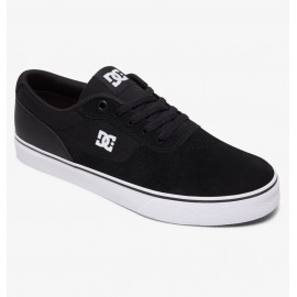 DC shoes SWITCH S black/black/white - Chaussures de skateboard