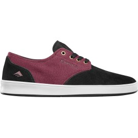Emerica ROMERO LACED BLACKBERRY - Chaussures de skateboard