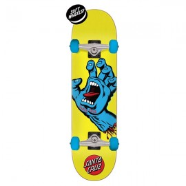 SANTA CRUZ SCREAMING HAND COMPLETE MINI DECK 7.75