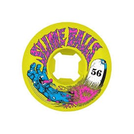 Santa Cruz SLIME BALLS WHEELS (JEU DE 4) 56MM