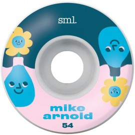 SML Mike Arnold Toonies wheels (JEU DE 4) 54MM