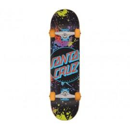 Santa Cruz DOT SPLATTER Complete Skateboard 8.25