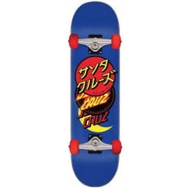 Santa Cruz Group Dot Large Complete Skateboard 8.25