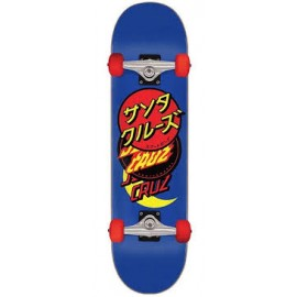 Santa Cruz Group Dot Large Complete Skateboard 8.25