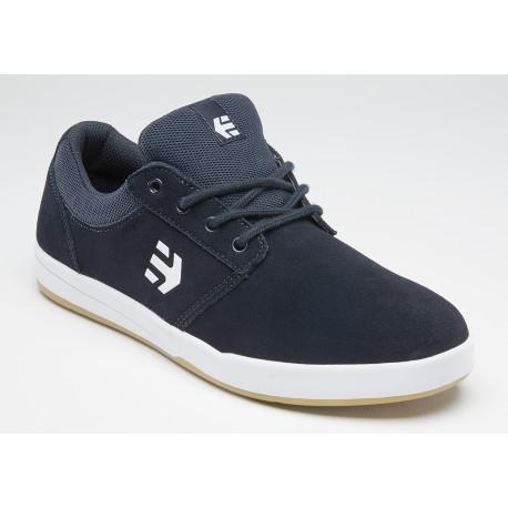 Etnies SCORE MATT BERGER NAVY/WHITE/GUM - Chaussures de skateboard