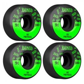 BONES Wheels 100 S V4 BLACK 100a 54mm