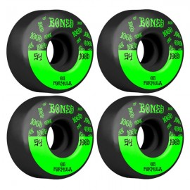 BONES Wheels 100 S V4 BLACK 100a 54mm