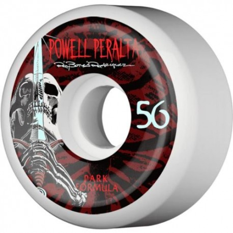 POWELL PERALTA 56mm skull sword 2 (jeu de 4)