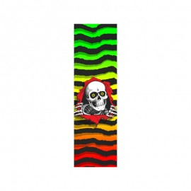 POWELL PERALTA PLAQUE GRIP RIPPER FADE WHITE