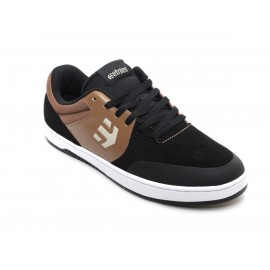 Etnies MARANA MICHELIN black/brown - Chaussures de skateboard