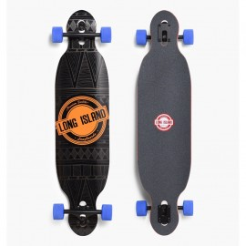 """Long Island Longboard Complete """"Essential Freestyle 39"""" - Drop Through"""