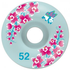 ENJOI WHEELS (JEU DE 4) 52MM PASTEL WHEELS LIGHT BLUE