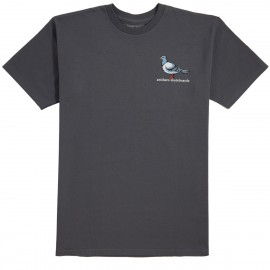 ANTIHERO lil pigeon T-shirt, charcoal