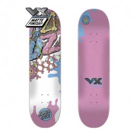 Santa Cruz VX Baked Dot Deck 8.5""
