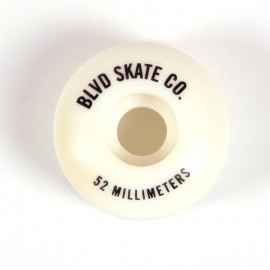 BLVD SKATE CO WHEELS 52MM ( jeu de 4 )