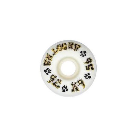 Dogtown K-9 Smooths 56mm 92a ( jeu de 4 )