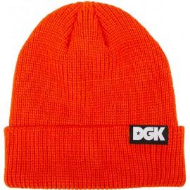 DGK BEANIE CLASSIC bonnet ORANGE