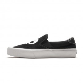 Straye Footwear Ventura Zero B&W Suede