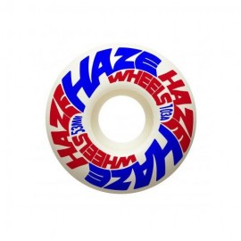 HAZE WHEELS Twirl team 53MM ( jeu de 4 )