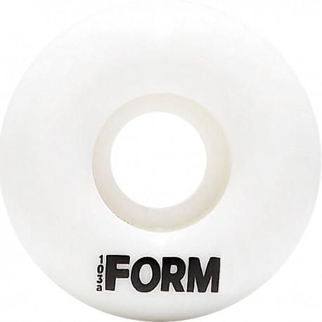 Form wheels ( jeu de 4 ) 52 mm
