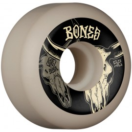 BONES Wheels STF V5 DESERT HORNS 52MM 99A (jeu de 4)