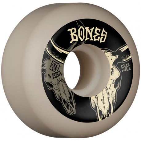 BONES Wheels STF V5 DESERT HORNS 52MM 99A (jeu de 4)