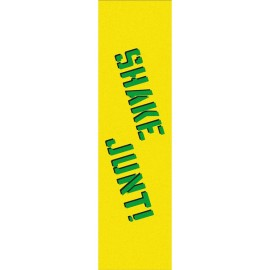 SHAKE JUNT GRIP PLAQUE YELLOW GREEN