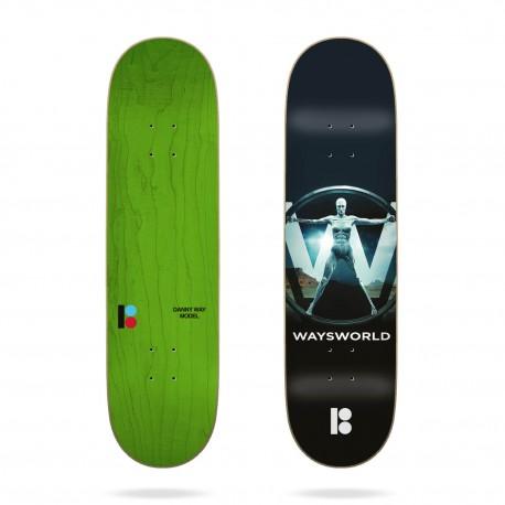 Plan B Way Waysworld 8.25″