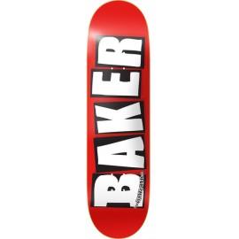 BAKER DECK BRAND LOGO WHITE 8