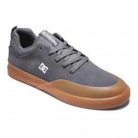 DC shoes Infinite grey/white - Chaussures de skateboard