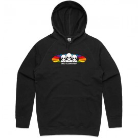 ALIEN WORKSHOP SWEAT SPECTRUM HOOD BLACK
